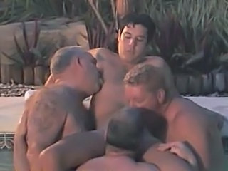 DaddyAction - Pool Party - xHamster.com