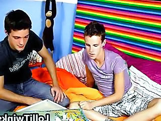 Amazing Teen Twinks Fucking And Sucking Part1