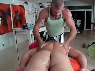 Grandpa Gets His Cock Sucked