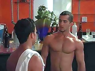 Hot Latino Gets Ass Pounding - Gay