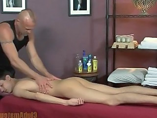 Big Dangling Ball Massage