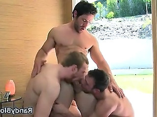 Gay clips of Cayden, Danny and Sean gay