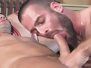 Gay fingering and hard anal pounding tubes