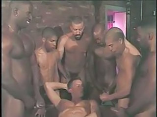 Gay anal gangbang with hard body hotties tubes