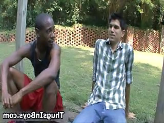 Super horny gay interracial free gay part3