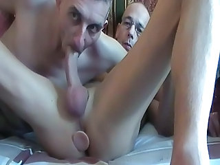 Gay Sex Blowjob Jerking Cum Ass Plug Huge Cock