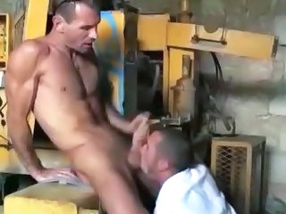 Two hot french gay studs suck cock hard and deep Sex Tubes