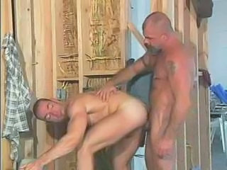2 Gay Cowboy Bears Sex Tubes