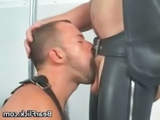 BDSM hardcore gay bear porn by BearFlick part2