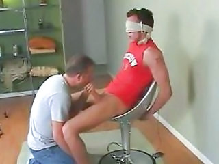 Blindfolded And Blown