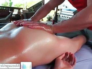 Dayton Gets Anus Oiled For Massage 4 Part3