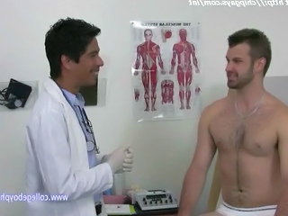 Stud Showing Bodie To Doctor