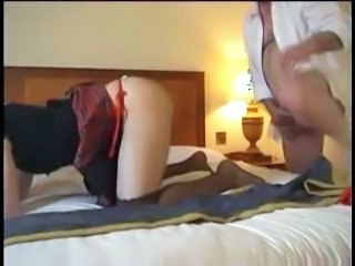 daddy fucking his crossdressing boy