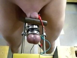 hands free orgasm with cbt