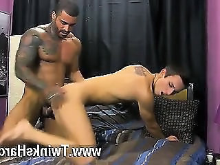 Gay Clip Of Jacobey London Was Aching For A Rock-hard Romping And