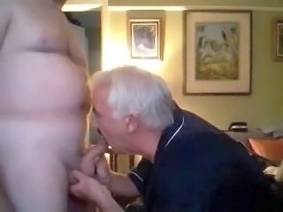 daddy giving head