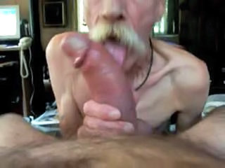 grandpa suck big cock Sex Tubes