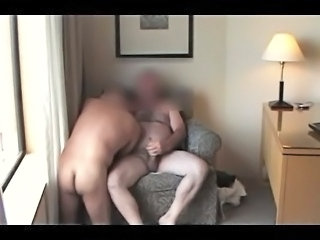 Mature fuck in the hotel