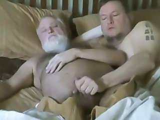Mature Gay-Wake up Daddy