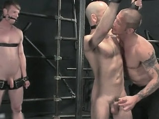 Brenn, Adam And Blake In Horny Extreme Part4