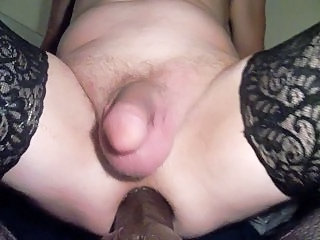 Pounding My Submissive White Ass...
