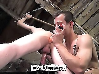After Being Abused And Milked Dry, Aaron Waited, Hoping