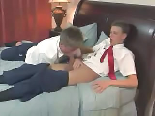 Naughty School Boys In Uniform