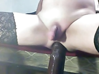 monster black dildos pounding white sissy ass Stream Porn