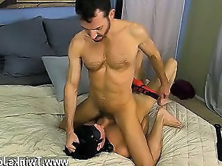 Twink Sex When Bryan Slater Has A Strained Day At Work, He C