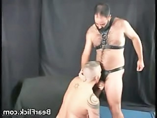 Sling Up His Balls And Suck His Cock Part4
