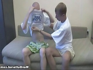 Shocking Gay Creampie
